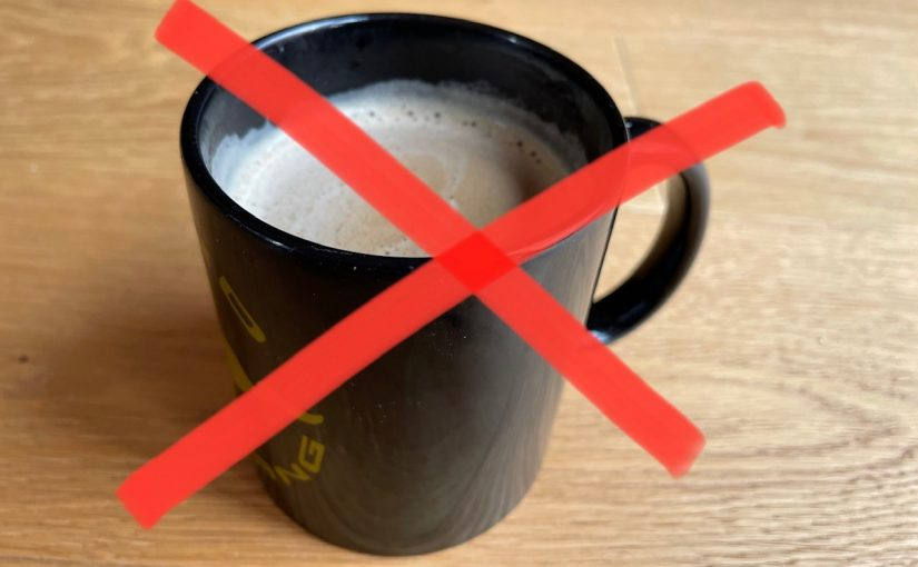 Mord wegen Kaffee-Entzug