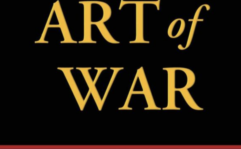 """People who think that Business is the """"Art of War"""" are wrong. It's not."""